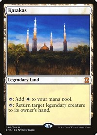 Karakas, Magic: The Gathering, Eternal Masters