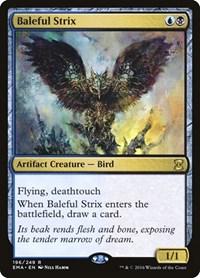Baleful Strix, Magic: The Gathering, Eternal Masters