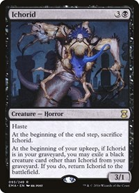 Ichorid, Magic: The Gathering, Eternal Masters