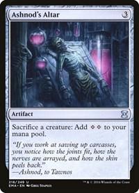 Ashnod's Altar (Foil)