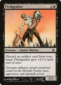 Fleshgrafter, Magic: The Gathering, Fifth Dawn