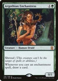 Argothian Enchantress, Magic, Eternal Masters