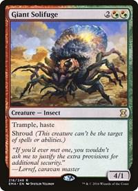 Giant Solifuge, Magic: The Gathering, Eternal Masters