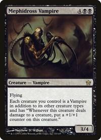 Mephidross Vampire (Foil)