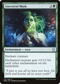 Ancestral Mask, Magic: The Gathering, Eternal Masters