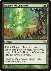 Beacon of Creation, Magic: The Gathering, Fifth Dawn
