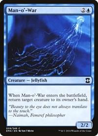 Man-o'-War, Magic: The Gathering, Eternal Masters