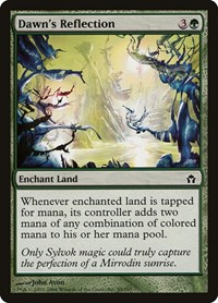 Dawn's Reflection, Magic: The Gathering, Fifth Dawn