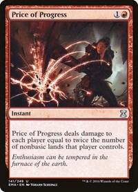 Price of Progress, Magic, Eternal Masters