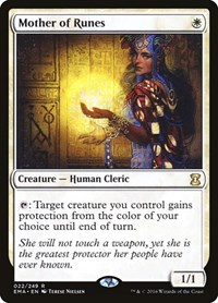 Mother of Runes, Magic: The Gathering, Eternal Masters