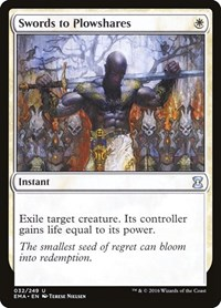 Swords to Plowshares, Magic: The Gathering, Eternal Masters