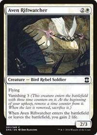 Aven Riftwatcher, Magic: The Gathering, Eternal Masters