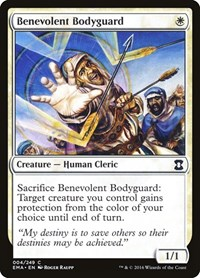 Benevolent Bodyguard, Magic, Eternal Masters