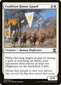 Coalition Honor Guard, Magic, Eternal Masters