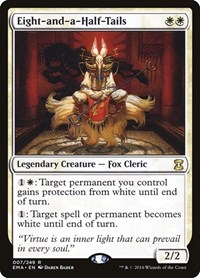 Eight-and-a-Half-Tails, Magic: The Gathering, Eternal Masters