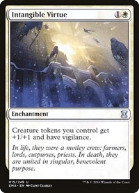 Intangible Virtue, Magic: The Gathering, Eternal Masters
