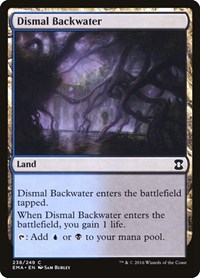 Dismal Backwater, Magic: The Gathering, Eternal Masters