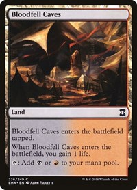 Bloodfell Caves, Magic: The Gathering, Eternal Masters