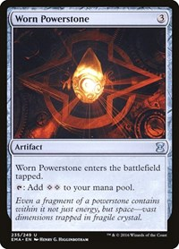 Worn Powerstone, Magic: The Gathering, Eternal Masters