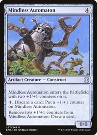 Mindless Automaton, Magic: The Gathering, Eternal Masters