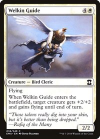 Welkin Guide, Magic: The Gathering, Eternal Masters
