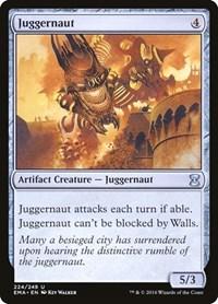 Juggernaut, Magic: The Gathering, Eternal Masters