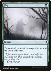 Fog, Magic, Eternal Masters