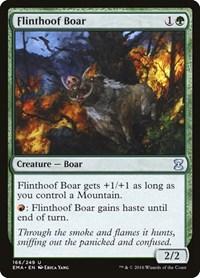 Flinthoof Boar, Magic: The Gathering, Eternal Masters