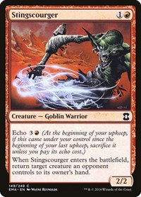 Stingscourger, Magic: The Gathering, Eternal Masters