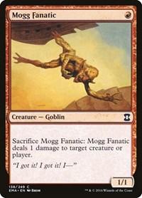 Mogg Fanatic, Magic: The Gathering, Eternal Masters