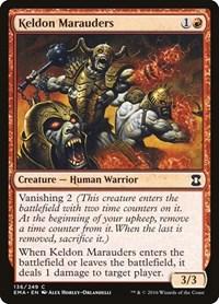 Keldon Marauders, Magic: The Gathering, Eternal Masters