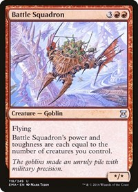 Battle Squadron, Magic: The Gathering, Eternal Masters