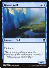 Glacial Wall, Magic, Eternal Masters