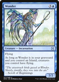Wonder, Magic: The Gathering, Eternal Masters