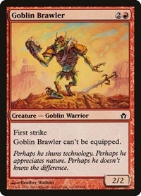 Goblin Brawler, Magic: The Gathering, Fifth Dawn