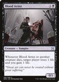 Blood Artist, Magic, Eternal Masters