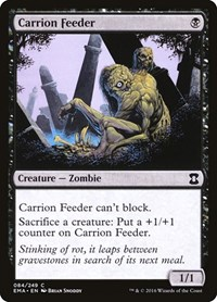 Carrion Feeder, Magic: The Gathering, Eternal Masters