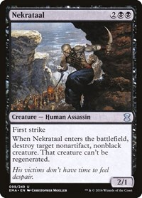 Nekrataal, Magic: The Gathering, Eternal Masters