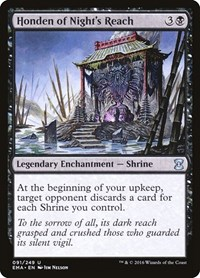 Honden of Night's Reach, Magic: The Gathering, Eternal Masters