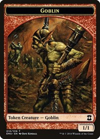 Goblin Token, Magic: The Gathering, Eternal Masters