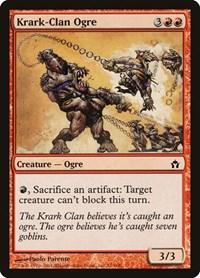 Krark-Clan Ogre, Magic: The Gathering, Fifth Dawn