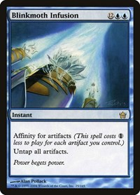 Blinkmoth Infusion, Magic: The Gathering, Fifth Dawn