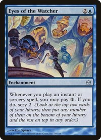 Eyes of the Watcher, Magic: The Gathering, Fifth Dawn
