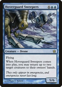 Hoverguard Sweepers, Magic: The Gathering, Fifth Dawn