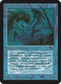 Merfolk of the Pearl Trident, Magic, Alpha Edition
