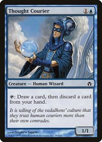 Thought Courier, Magic: The Gathering, Fifth Dawn