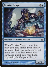 Trinket Mage, Magic: The Gathering, Fifth Dawn