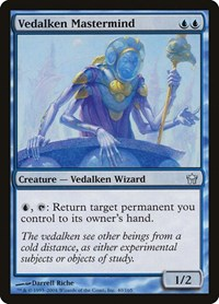 Vedalken Mastermind, Magic, Fifth Dawn
