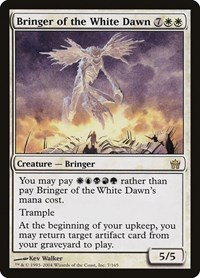 Bringer of the White Dawn, Magic: The Gathering, Fifth Dawn