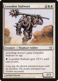 Loxodon Stalwart, Magic: The Gathering, Fifth Dawn